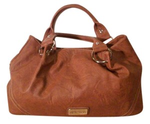 Kenneth Cole Satchel in Tan