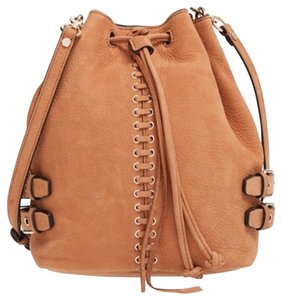Rebecca Minkoff Bucket Trendy Chic Cross Body Bag