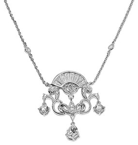 "Victoria Wieck Victoria Wieck 3.46ct Absolute ""Fan"" Drop Necklace"
