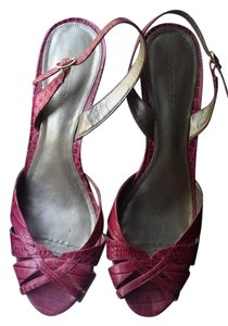 Ann Taylor Sexy Casual Party Pink Sandals