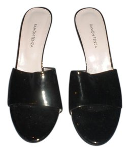 Ramon Tenza BLACK Sandals