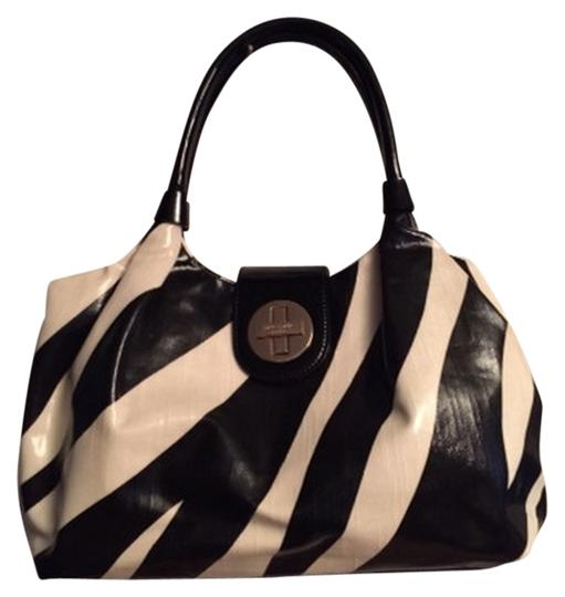 Kate Spade Zebra Print Shoulder Bag