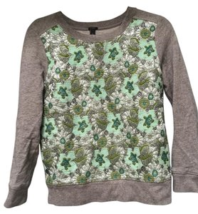 J.Crew Embroidered Sweater