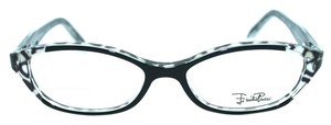 Emilio Pucci Emilio Pucci EP 2663 Tar/Black Women 51mm prescription Frame