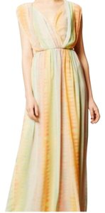 Multicolored pastel Maxi Dress by Anthropologie