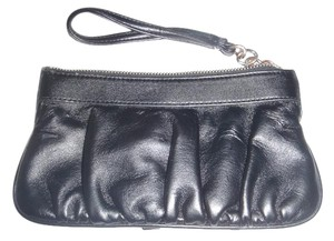 Express Cluctches Wallet Pouch Wristlet in Black
