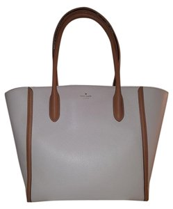 Kate Spade Forster Tote in Cream/natural