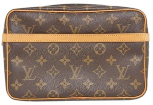 Louis Vuitton LOUIS VUITTON Compiegne 23 Monogram Second Bag Clutch Bag