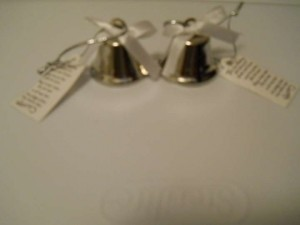Silver 61 Bells For Wedding Guests