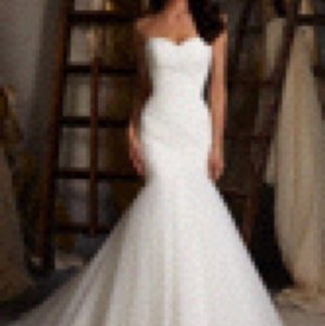 Mori Lee Blu 5108 Wedding Dress