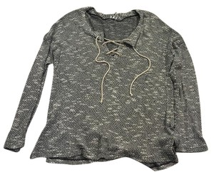 Splendid Gray Knit Sweater