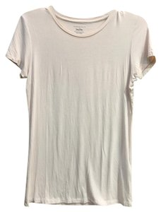 Neiman Marcus Luxury Tee Majestic Paris T Shirt Light Pink