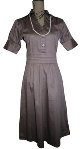 Fitted Summer Fall Spring Dress