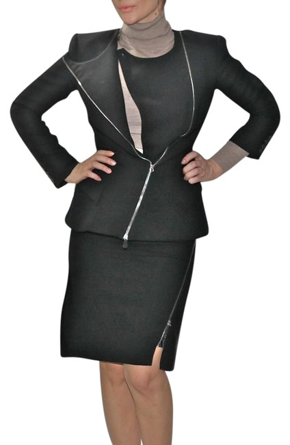 Item - Black Pencil Skirt Suit Size 4 (S)