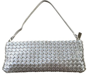 Whiting & Davis Metalic Clutch
