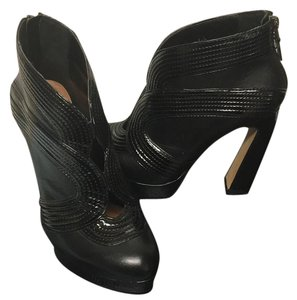 MRKT Black leather Boots