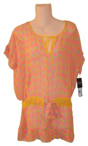 Marc by Marc Jacobs Marc by Marc Jacobs 100% Silk Beach Cover-Up-M1123006-MSRP $348-BNWT