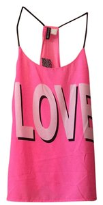 H&M Top Hot pink