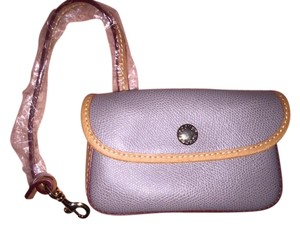 Dooney & Bourke Pebble Leather Accessory Pouch