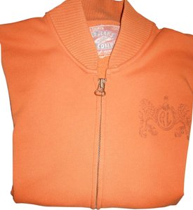Polo Ralph Lauren Knitwear Hoodie Orange Jacket