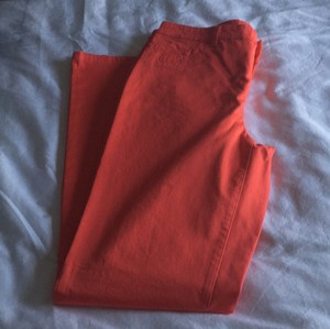Tyler Boe Straight Pants Coral