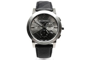 Burberry Men's Swiss Chronograph Beat Check Watch