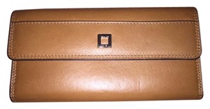 Lodis LODIS Clutch Italian Leather Wallet with Built-in RFID Protection