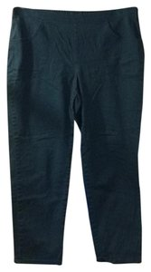 White Stag Relaxed Pants dark teal