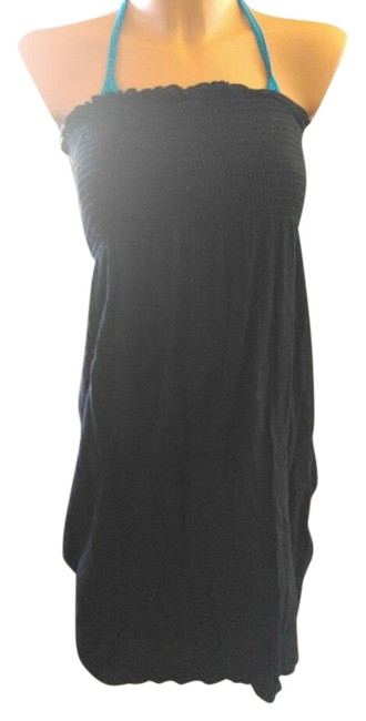 Item - Black New Gauze Cotton S Cover-up/Sarong Size 4 (S)
