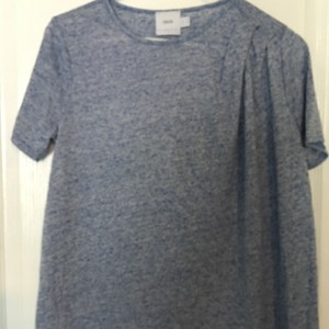 ASOS ASOS maternity T-shirt With Pleat Detail