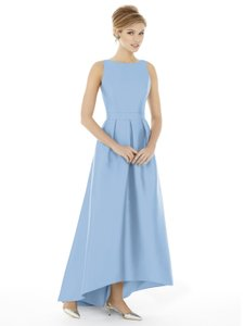 Alfred Sung Onyx Alfred Sung Bridesmaid Dress D706 Onyx Size 16 Dress