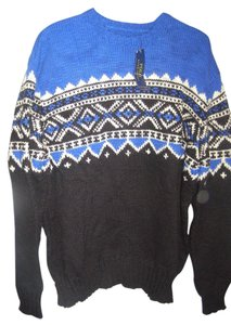 Ralph Lauren And White Snowflake Nwt Sweater