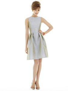 Alfred Sung Champagne D679 Dress