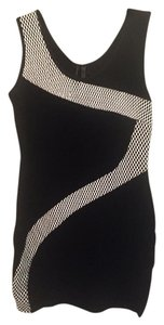Guess Bodycon Party Flirty Banded Dress