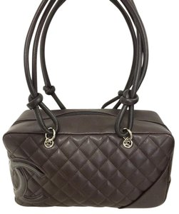 Chanel Tote Top Zipper Like New Shoulder Bag