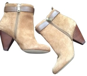 Julianne Hough for Sole Society Tan Boots