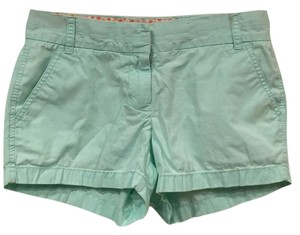 J.Crew Mini/Short Shorts Mint green