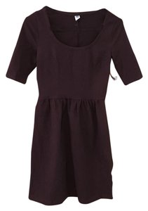Old Navy short dress Burgundy on Tradesy