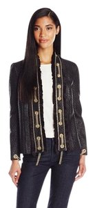Rachel Zoe Super Bling Black Blazer