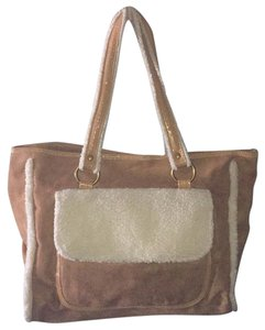 Bath and Body Works Tote in Tan