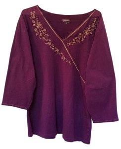 Classic Elements Top Purple