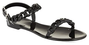 Givenchy Chain Women Black Sandals