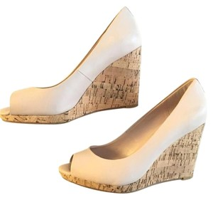 Dune London Nude Wedges
