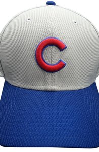 New Era Chicago Cubs Blue and Gray Baseball Cap