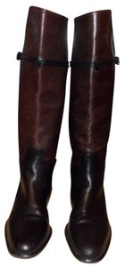 Via Spiga black/brown Boots