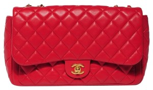 Chanel Classic Flap Now Forever Shoulder Bag