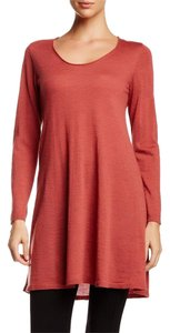 Eileen Fisher Merino Layering Dress Tunic