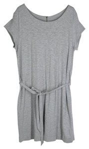 Merona short dress Gray on Tradesy