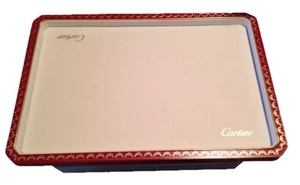 Cartier REDUCED PRICE!!! New Authentic Cartier Display Tray