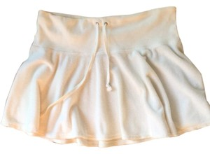 Juicy Couture Mini Skirt White